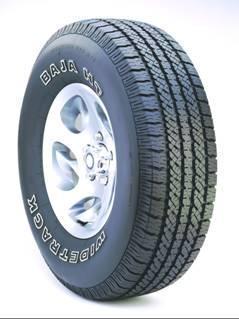 Widetrack Baja HT II Tires